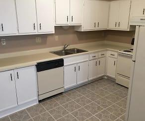 Kitchen, Woodtrail