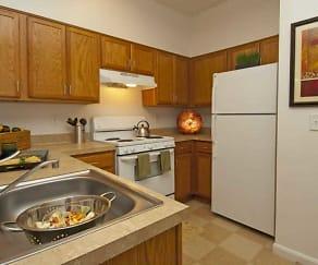 Kitchen, Fort Washington Manor - 62+