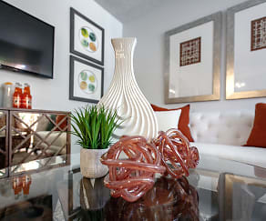 Living Room, Pointe Metro