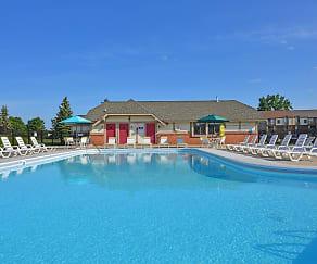 Pool, Grand Bend Club