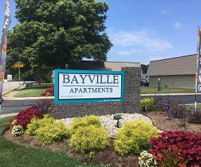 Community Signage, Bayville Apartments