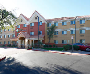 Building, Furnished Studio - Phoenix - Airport - Tempe