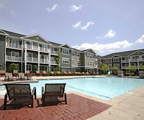 Pool, The Prescott at Concord