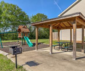 Playground, Creekside Apartments