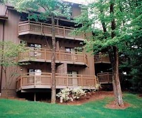 Building, Pine Mill Ridge Apartments