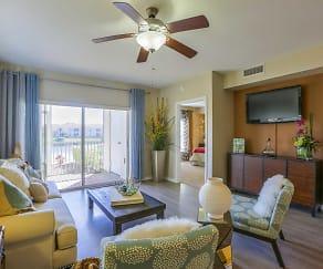 Living Room, Toledo Club