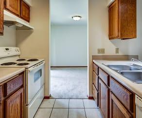 Kitchen, Northern Bluffs