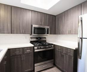 Kitchen, Hensley at Corona Pointe