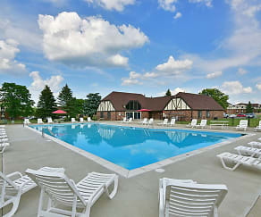 Pool, Shannon Manor Townhomes