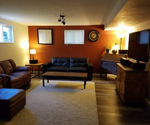 Living Room, 1830 UPHAM ST APT B