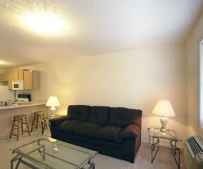 Living Room, Highlander Rentals