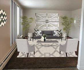 Living Room, Georgetown Manor