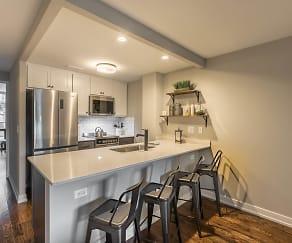 Kitchen, The Edge @ Sheridan