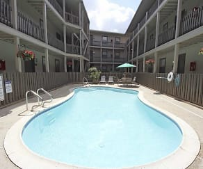 Pool, Covington Square Apartment Homes