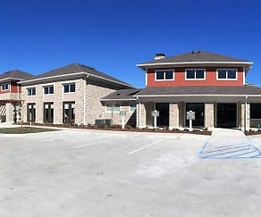 Clubhouse, Manchac Lake Apartments