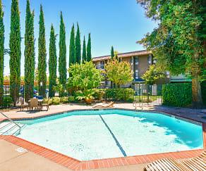Pool, Modera Apartments
