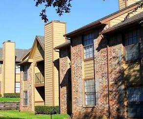 Building, Surrey Oaks