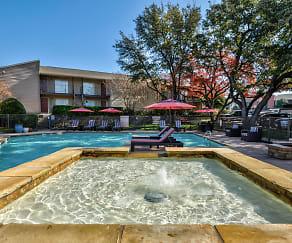 Pool, The Enclave at Prestonwood