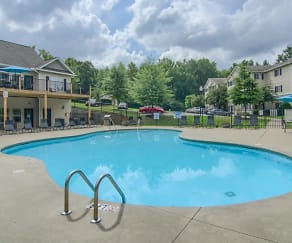 Pool, Villas at Lawson Creek