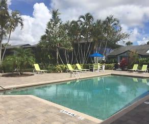 Pool, BridgeWater Pointe Apartments