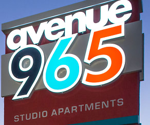Avenue 965