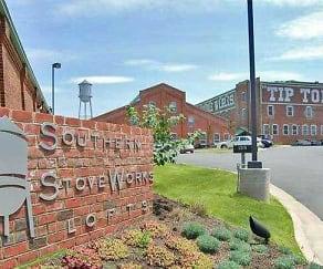 Community Signage, Southern Stove Lofts
