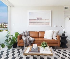Living Room, CitiZen at Virgil Village