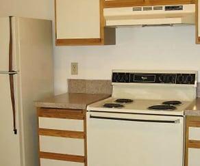 Kitchen, Woodside Estates