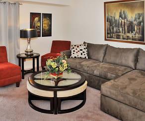 Living Room, Morningside