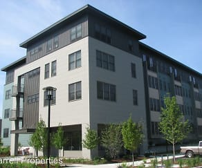 Building, 25 Bacon Street