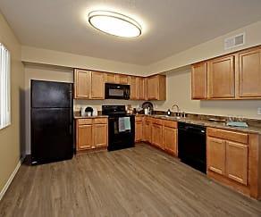 Kitchen, Vista Village