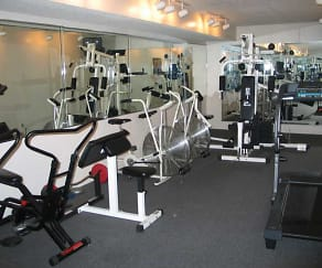 Fitness Weight Room, Pebble Creek