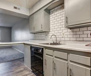 Kitchen, Lexington Place