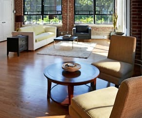 Living Room, Hatboro Lofts