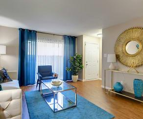 Living Room, Baybrook Village