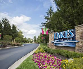 Community Signage, Lakes Of Carmel