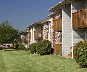 Building, Grandview Village Apartments
