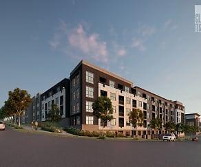 Building, Broadstone Bryant Park