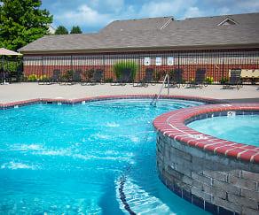 Pool, Stone Ridge Apartments & Townhomes at the Ridge