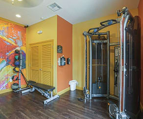 Fitness Weight Room, Carmendy Square