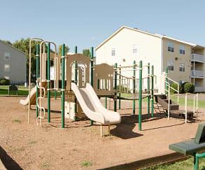 Playground, Friendship Heights Apartments