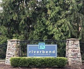 Community Signage, Riverbend at Florham Park