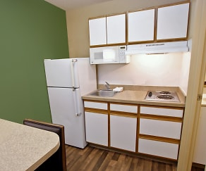 Kitchen, Furnished Studio - Richmond - West End - I-64