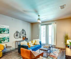 Living Room, One90 Firewheel