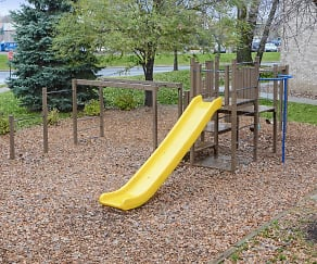 Playground, Westminster Apartments