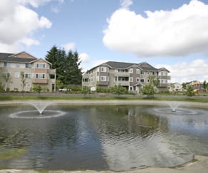 Lake, Trio Condominiums