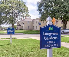 View, Longview Gardens