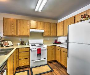 Kitchen, Portola Del Sol