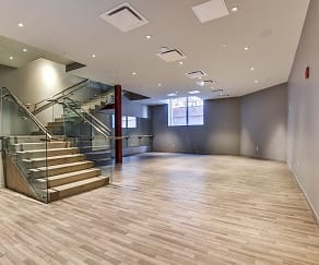 Lobby, Spectra Pearl Apartments
