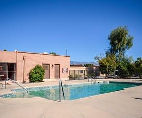 Pool, Camino De La Sierra